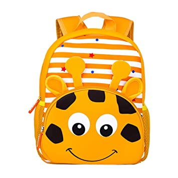 Yeelan Waterproof Kids Backpack Nursery Bag Children Rucksack Toddler School  Daypack for Preschool Kindergarten School Travel 09d6a052ea