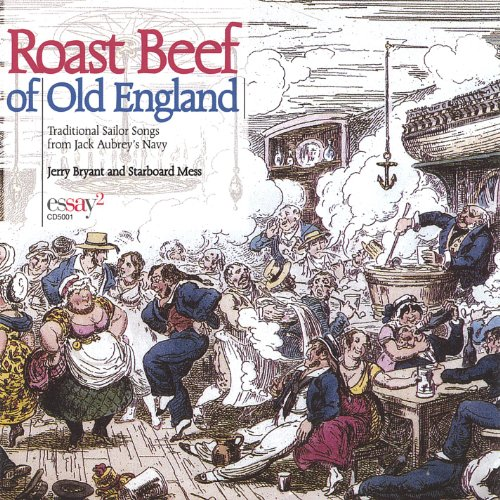 Roast Beef of Old England by Jerry Bryant and Starboard