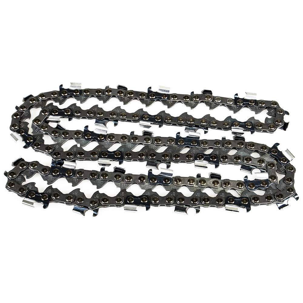 8TEN 18'' Chainsaw Guide Bar & 2 Chains .063 .325 74DL Stihl 029 260 261 270 280 290 360 361 440 460 183SLGD025 22BPX074G by 8TEN (Image #2)
