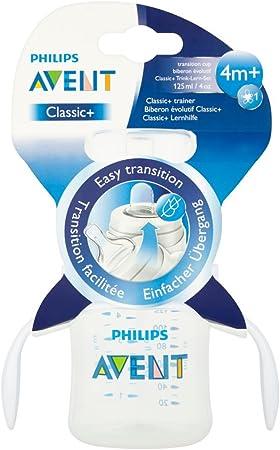 Oferta amazon: Philips Avent Classic y biberón al vaso Kit Entrenador, 4 meses