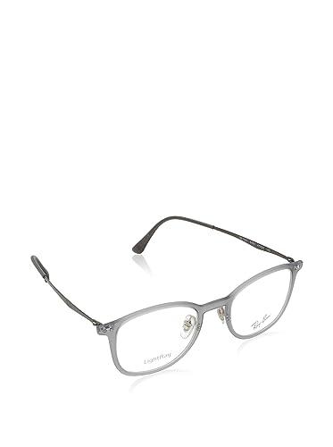 2ee0946d44 ... germany ray ban vista rx7051 5482 eyeglasses matte grey 29a4c 2afc9 ...