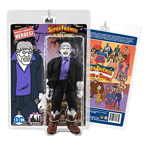 Super Friends Retro Action Figures Series: Solomon Grundy