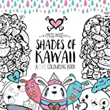 Shades of Kawaii: A Cute Colouring Book