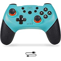 Sefitopher Wireless Switch Pro Controller Gamepad Joypad Remote Switch Controller Joystick Compatible for Nintendo…