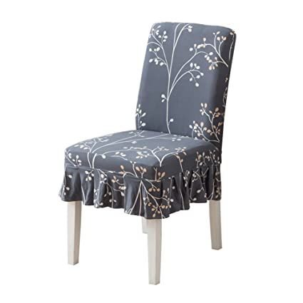 Fabulous Prosperveil Chair Covers Removable Stretch Spandex Fabric Machost Co Dining Chair Design Ideas Machostcouk