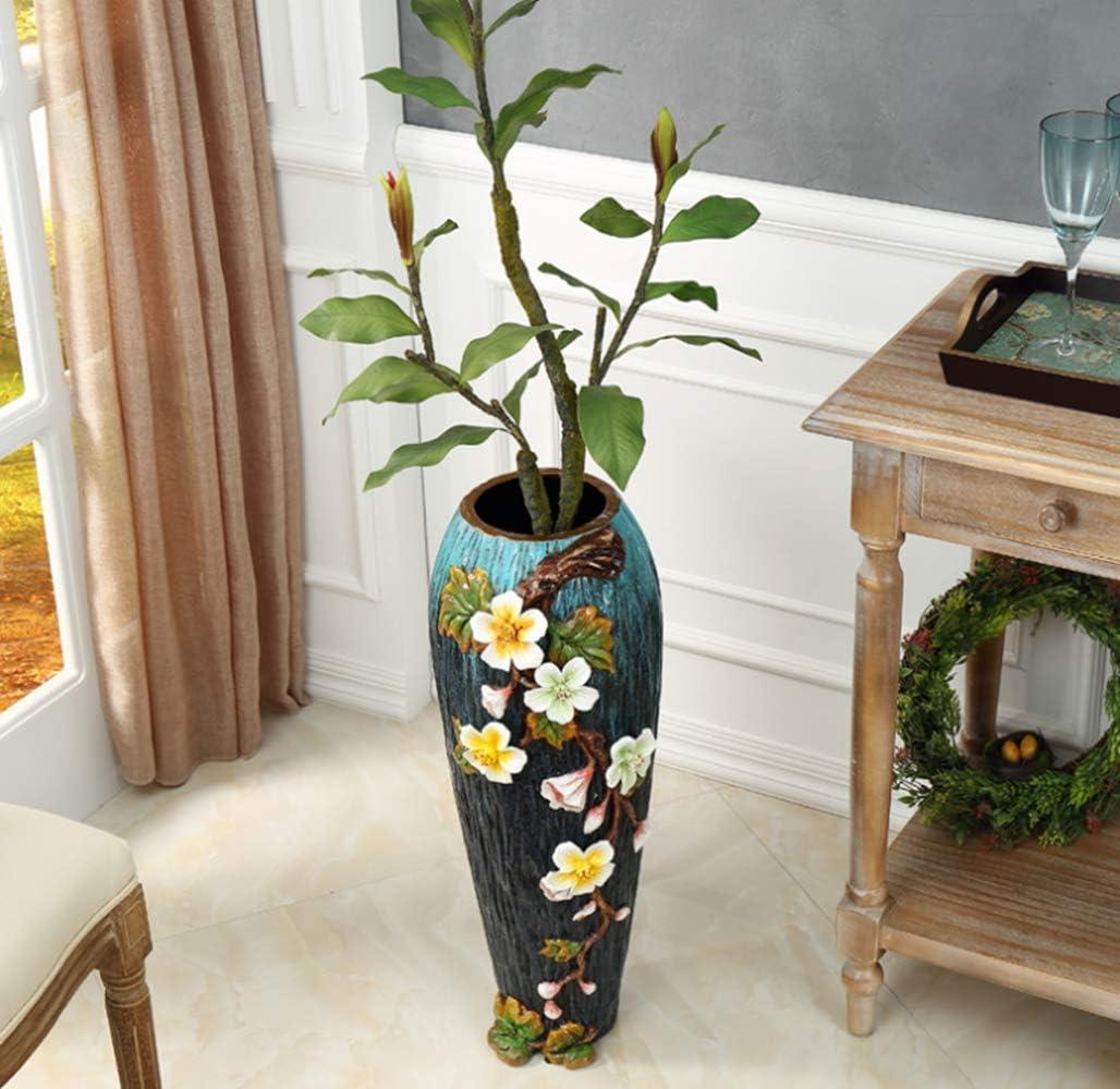 Ceramic vase home soft decoration new years Vase ornament hand creative flower arrangement craft decoration