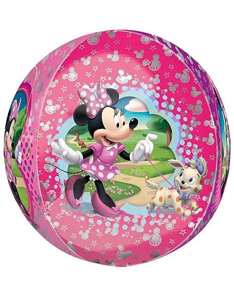 Foil Balloon Disney Minnie Mouse en torno