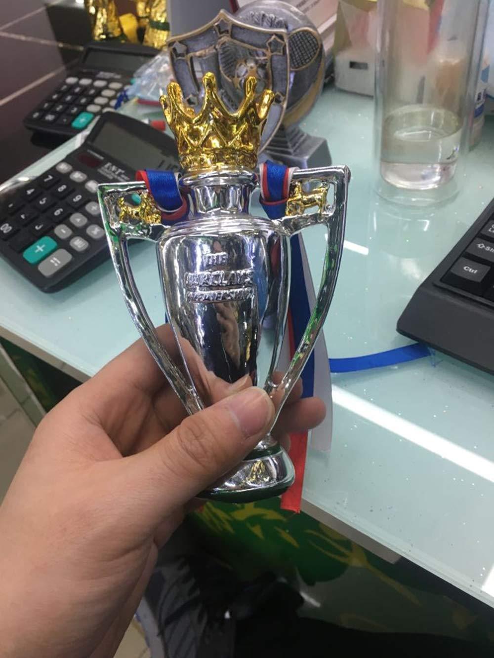 Imprimable sur Mesure Gratuite,XXL Troph/ée de la Premier League Troph/ée de la Ligue des Champions Chelsea Barclays Cup Troph/ée de Football de la Ligue des Champions 2018