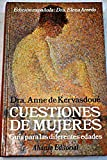 img - for Cuestiones de mujeres book / textbook / text book