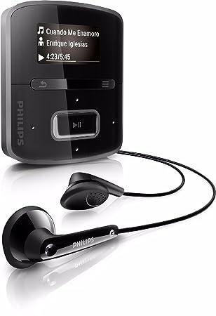 philips gogear raga 4gb mp3 player black amazon co uk audio hifi rh amazon co uk Philips GoGear 6GB User Manual Philips GoGear Raga 2GB