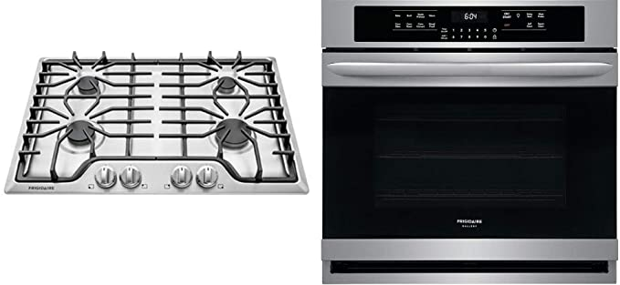 Amazon.com: Frigidaire 2-Piece Cocina del paquete con ...