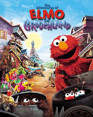 elmo wall poster