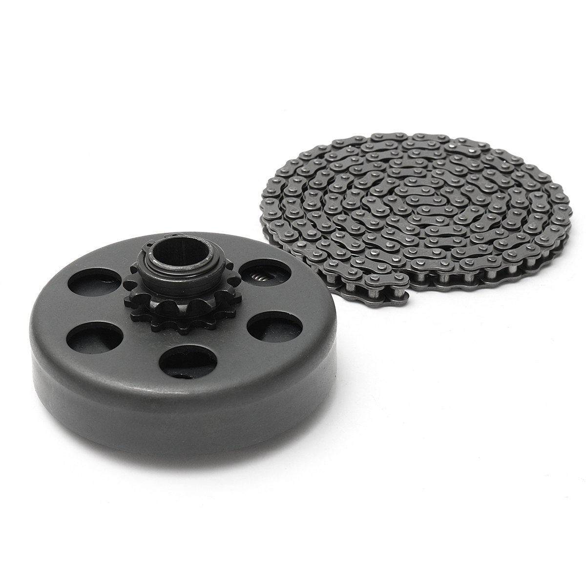 3/4inch bore centrifugal clutch 12 tooth #35 chain screw