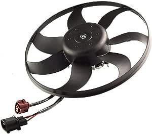 TOPAZ 1K0959455EA - Ventilador de refrigeración del motor (220 W): Amazon.es: Coche y moto