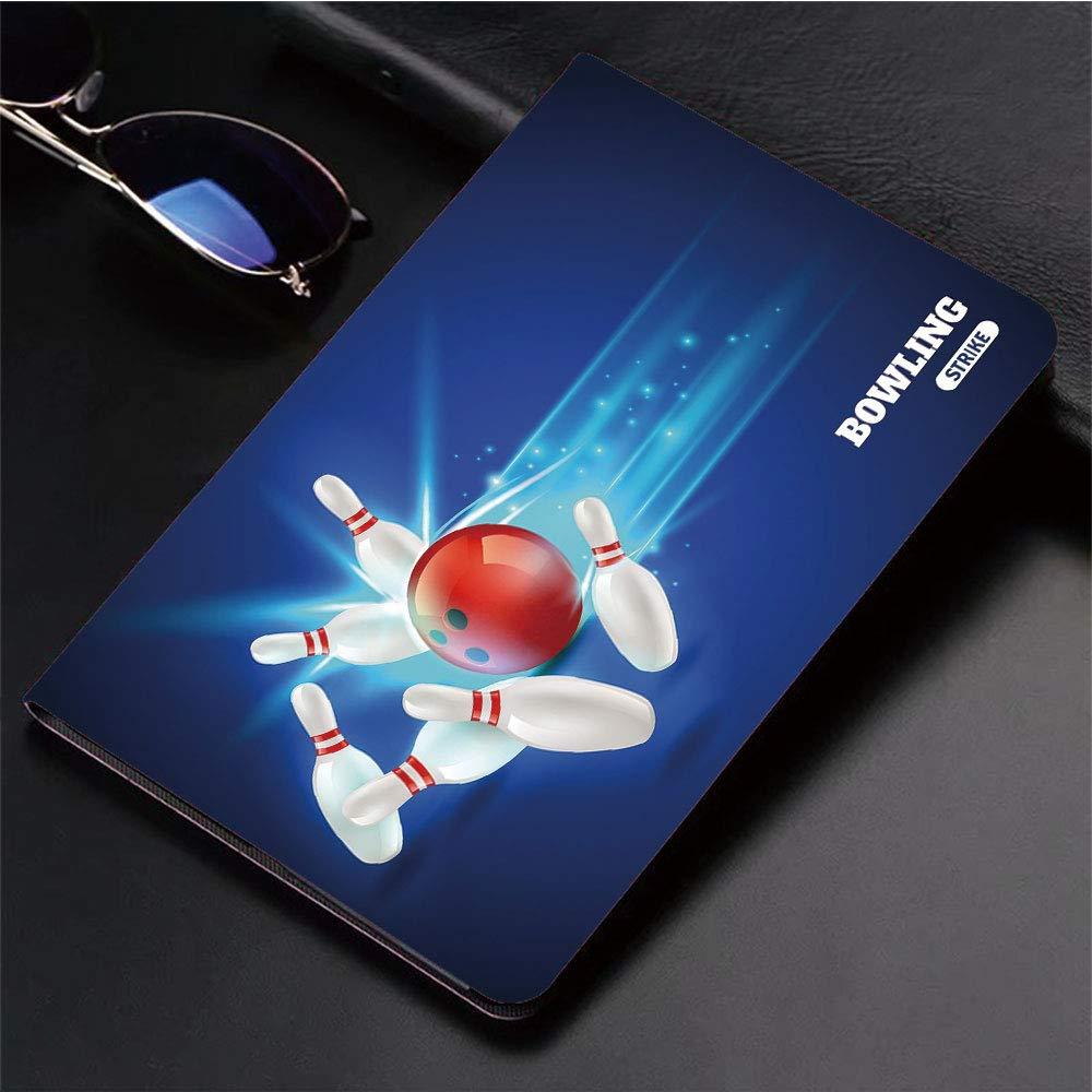 Amazon com: 3D Printed iPad Pro 10 5 Case,Strike Red Ball
