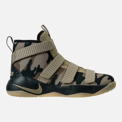 b2e42418ea0 Nike Lebron Soldier Xi (ps) Little Kids 918368-200 Size 10.5