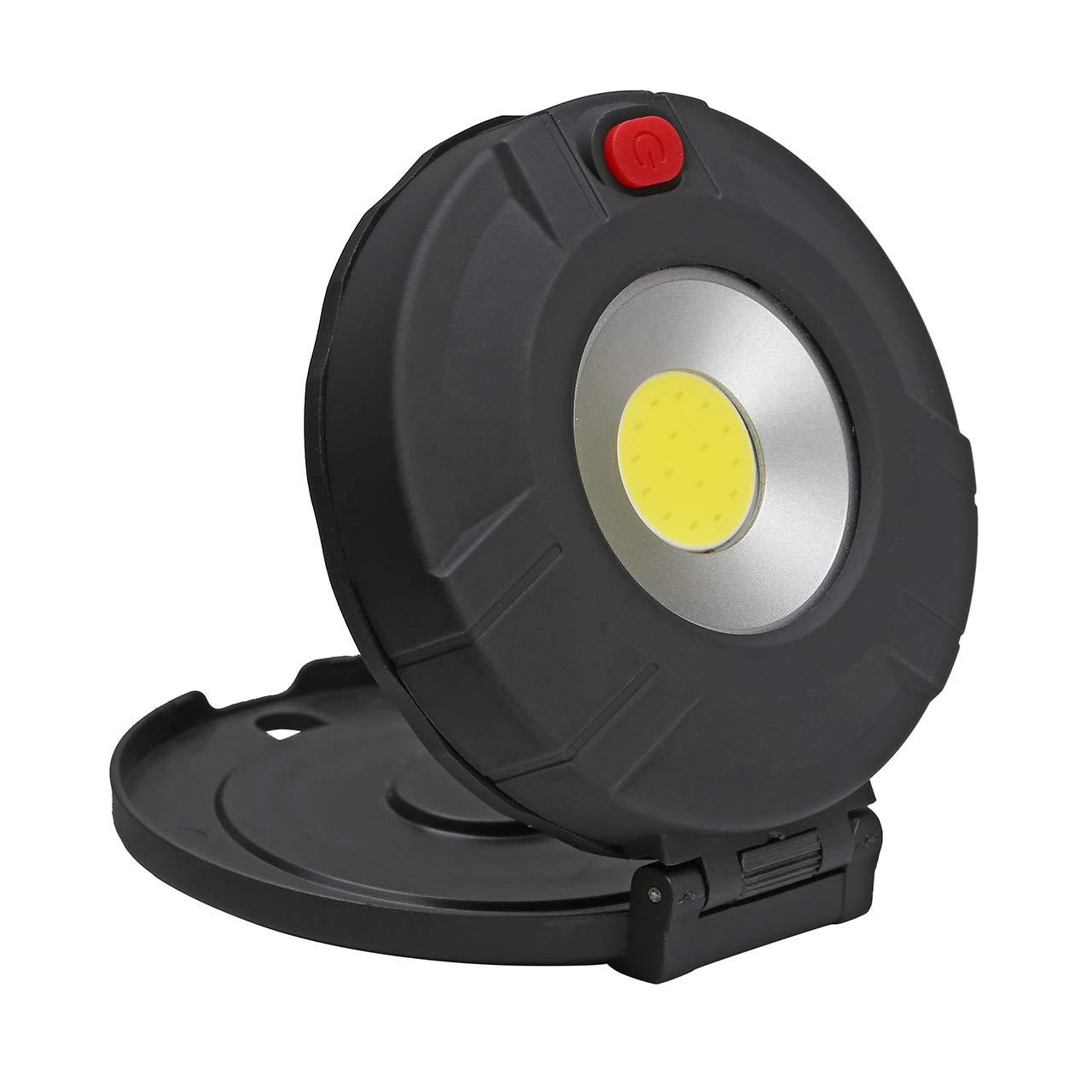 ACBungji Base Magnetica indicatore di Emergenza Luce Lampeggiante Giroscopio a LED per Auto