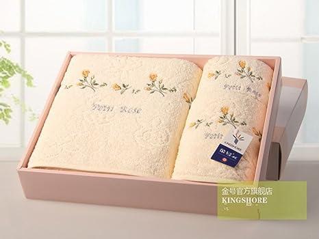CareforYou® Kingshore 2N85 color rosa y/de tinta amarilla/Azul 3 piezas de