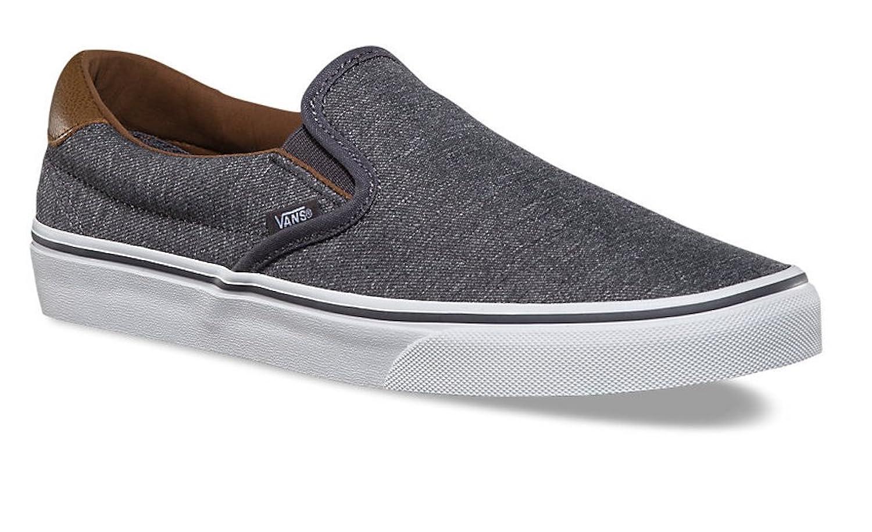 c58610b910 Vans Men s Denim C L Slip On 59 Skateboarding Shoes (7.5 B(M) US ...
