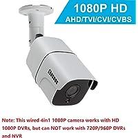 Cámara de Seguridad de Bala 1080P 2.0MP HD