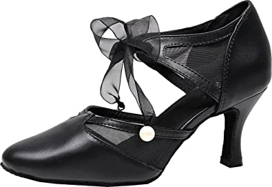 83b70d741 Image Unavailable. Image not available for. Color: Abby 7131 Latin Dance  Shoes for Women ...