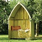 Winchester Wooden Garden Arbour Seat...