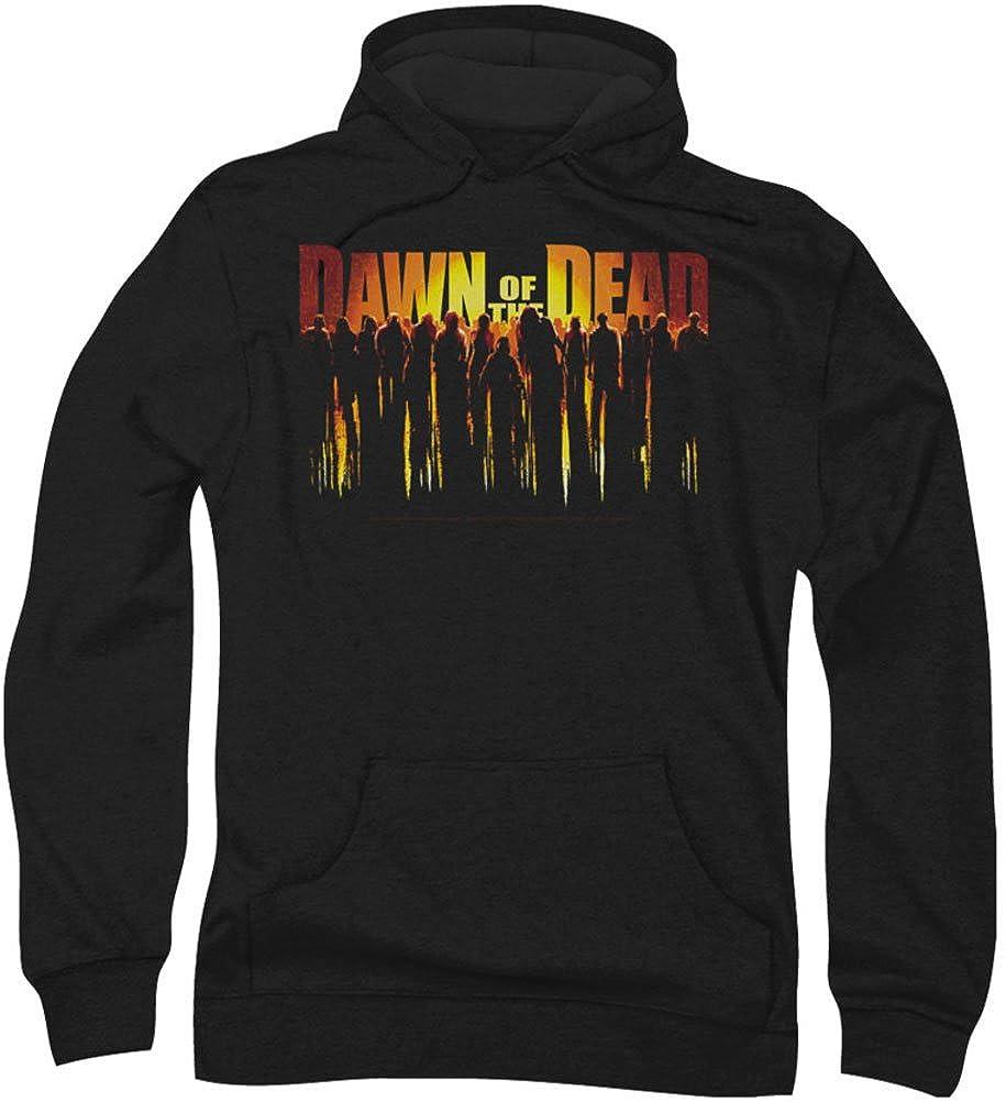 Dawn Of The Dead Mens Walking Dead Hoodie