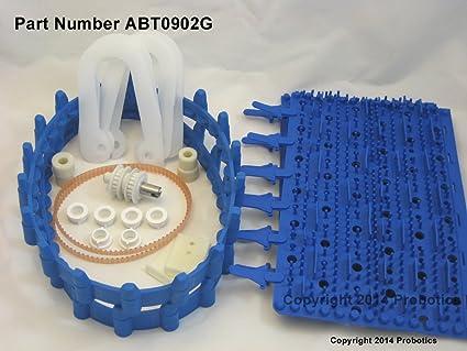 Amazon.com: Aquabot Kit de piezas de reparación y cinturón ...