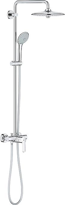 Grohe Euphoria 260 - Sistema de ducha con grifo monomando ...