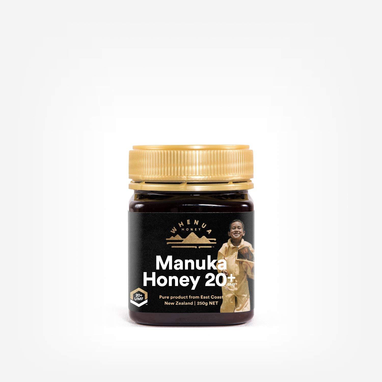 Whenua Honey Mānuka Honey 20+ UMF (250)