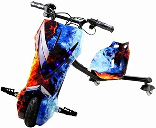 COOLBABY Drifting Electric Power Scooter 3 Wheels