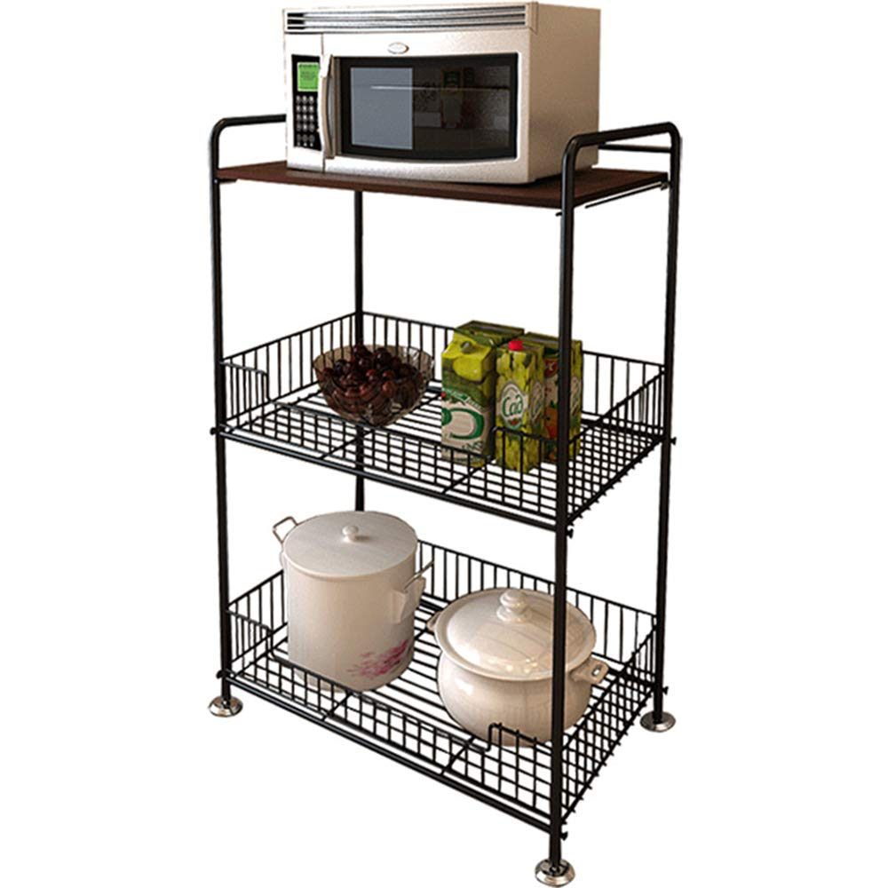 Amazon.com - Kitchen shelf HUO Estante De Cocina Estante De ...