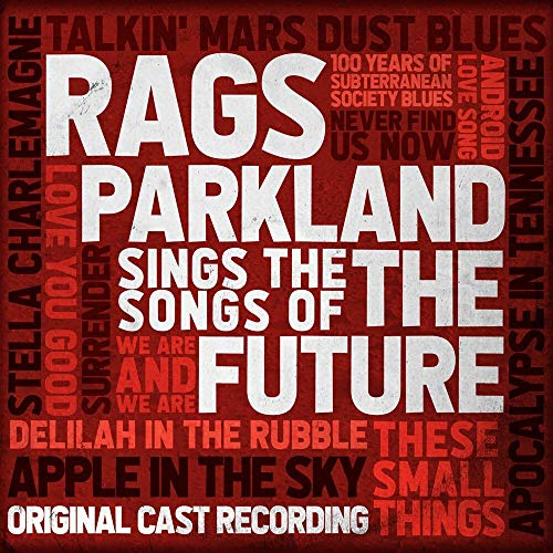 Rags Parkland Sings the Songs of...