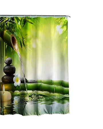 Izielad Spa Dekor Schimmel Resistent Badezimmer Zen Garten Thema