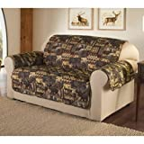 Innovative Textile Solutions Lodge Loveseat Protector, Multi