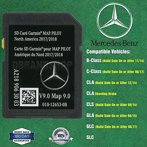 ap Pilot 2018 2019 Mercedes-Benz Navigation Part A2189063003 ()