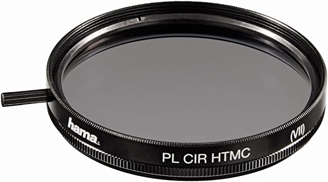 HTMC Coated 62.0 mm Hama Polarising Filter Circular