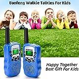 Kids Walkie Talkies , BaoFeng 22 Channel 2 Ways