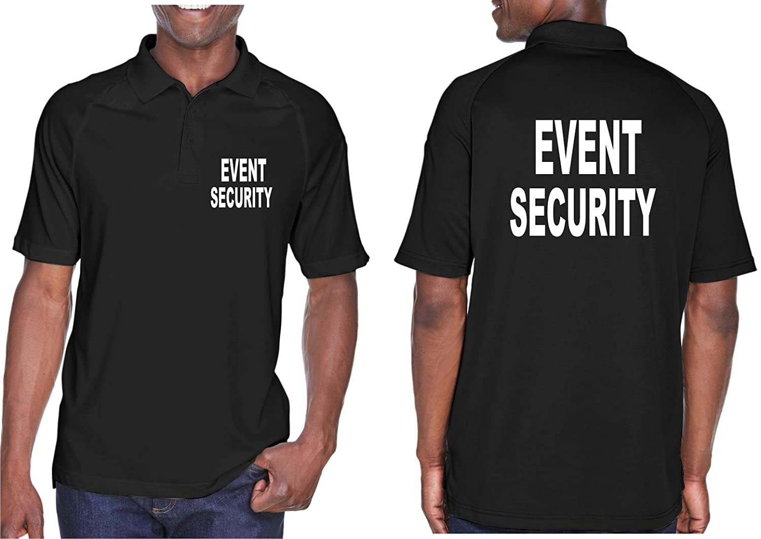 Event Security Tactical Polo