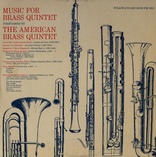 Music for Brass Quintet