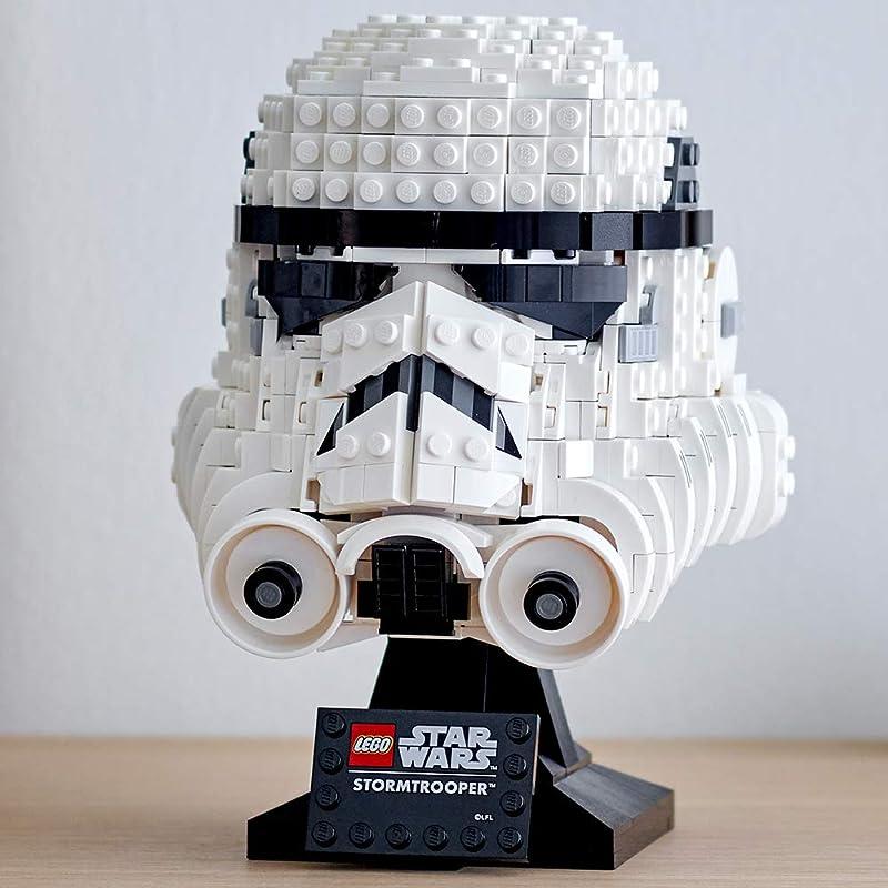 LEGO 乐高 星球大战系列 2020年新款 75276 冲锋队员头盔 积木玩具 $59.99 海淘转运到手约¥479