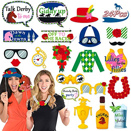 Kentucky Derby Party Supplies Horses Race Party Photo