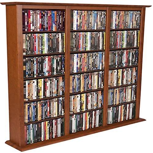 Venture Horizon Media Storage Tower-Regular Triple (50 Inch Media Tower)