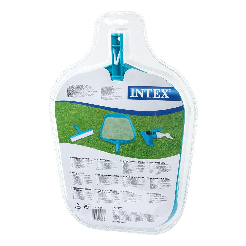 Blue AK SPORT 775451 Intex Basic Cleaning Set Pool
