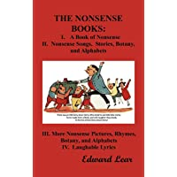 The Nonsense Books: The Complete Collection of the