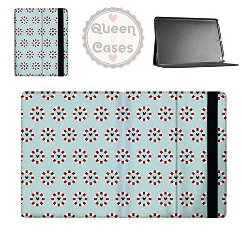 Queen of Cases Lifebuoyマウス耳タブレットフリップケース, Apple iPad Pro 9.7 Flip Cover, ブルー, QoC000892-ipadpro97flip B07FTWRG46   Apple iPad Pro 9.7 Flip Cover