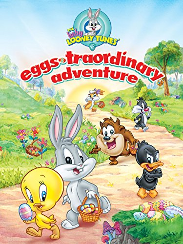 The Baby Looney Tunes Egg-Straordinary Adventure (Looney Tunes Baby Bugs)