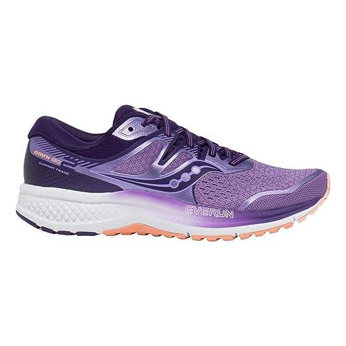 Saucony Omni ISO 2 Women's Trainers: Amazon.co.uk: Shoes & Bags
