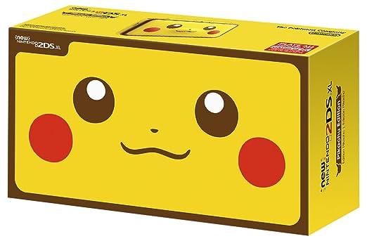 Nintendo New 2DS XL - Edición Picachu