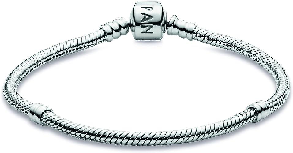 Pandora Femme Argent Bracelets charms - 590702HV-17